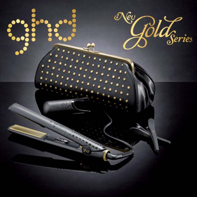 ghd limited edition 2011 gl tteisen gold classic styler ebay. Black Bedroom Furniture Sets. Home Design Ideas