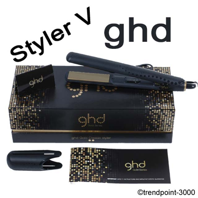 ghd gl tteisen styler v 2011 gold classic styler neu ebay. Black Bedroom Furniture Sets. Home Design Ideas